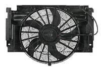 Вентилятор в сборе BMW X5 (E53) 00-06