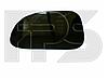 Вкладыш зеркала правый с обогревом Lacetti
