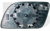 Вкладиш дзеркала правий з обігрівом POLO 5 -05