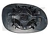 Вкладиш дзеркала правий з обігрівом C2 2003-09