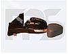 Крышка зеркала левая грунт Mondeo 2010-14