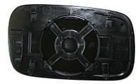 Вкладыш зеркала прав. без обогр. выпукл. Volkswagen Caddy 1995-04