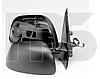Зеркало правое электро с обогревом складывающееся грунт 7pin ASX 2010-13