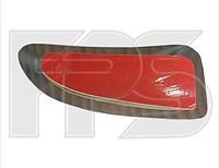 Вкладыш зеркала правый без обогрева SMALL Master 2010-