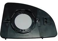 Вкладыш зеркала левый с обогревом вверхний 1999- Boxer 1994-01