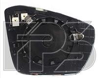 Вкладыш прав. с обогр. выпукл. Octavia A7 2013-