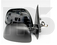Зеркало левое электро с обогревом грунт 5pin 4007 2008-11
