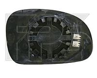 Вкладыш зеркала левый с обогревом 406 95-99
