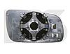Вкладиш дзеркала правий з обігрівом хром A8 1998-02