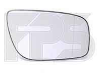 Вкладыш зеркала левый с обогревом асферич 2006- 203 2000-07