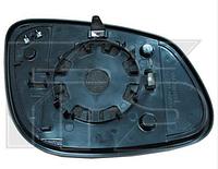 Вкладыш зеркала правый с обогревом асферич -2008 Cayenne 2003-11