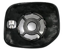 Вкладыш зеркала правый с обогревом Partner 2002-07