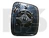 Вкладиш дзеркала лівий з обігрівом Bipper 2008-