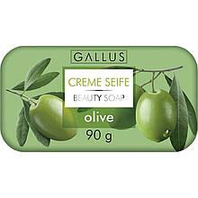 Gallus Creme Seife твердое мыло Olive 90 гр Оливка