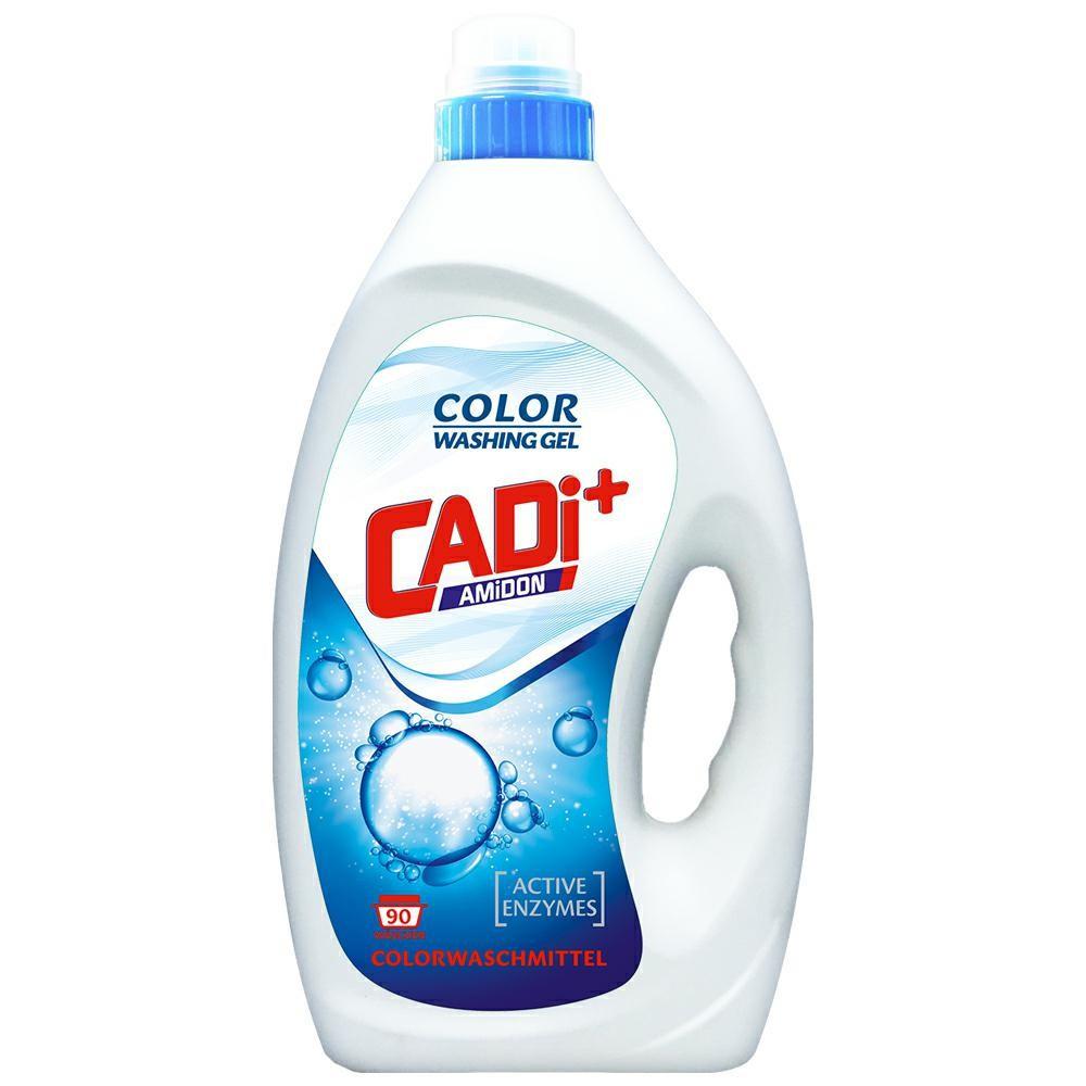 Гель для стирки цветных тканей Cadi Color 4 л
