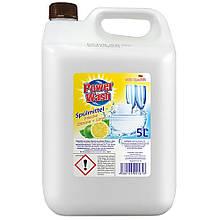 Power Wash  средство для мытья посуды 5 л Цитрус и Лайм