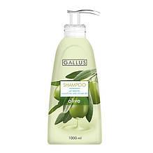 Gallus шампунь для волос 1000 мл Olive