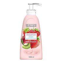 Gallus шампунь для волос 1000 мл Mix Frucht