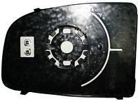 Вкладиш дзеркала правий з обігрівом верхній Jumper 2006-14
