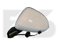 Зеркало левое электро с обогревом грунт асферич Corsa D 2007-11