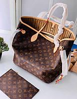 Большая сумка Louis Vuitton копия сумки луи виттон - люкс модель