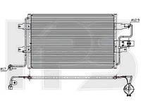 Радиатор кондиционера SKODA OCTAVIA 97-00 (1U2/1U5)/OCTAVIA 00-10 (1U2/1U5), VW BORA 99-05/GOLF IV 97-03