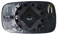 Вкладыш зеркала лправый без обогрева выпуклый 2005-08 Megane Scenic 2003-08