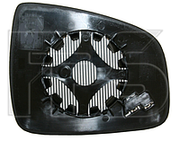 Вкладыш зеркала правый с обогревом Logan MCV 2007-09