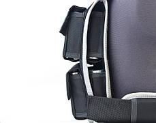 Утяжелительный жилет с регулируемым размером и весом 1-40 кг (Жилет утяжелитель), фото 3