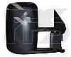 Зеркало левое электро с обогревом текстурное асферич SHORT ARM Sprinter 2000-06