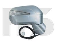 Дзеркало ліве електро з обігрівом CIVIC 06 - SDN