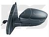 Зеркало лев. эл. с обогр. выпукл. 5 PIN Rapid 2012-