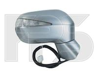 Зеркало левое электро с обогревом CIVIC 06- SDN