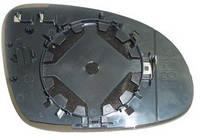 Вкладыш зеркала левый с обогревом GOLF V -09