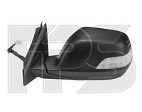 Зеркало левое электро с обогревом CRV 06-09