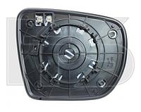Вкладыш зеркала левый с обогревом Hyundai ix35 2010-