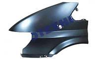 Крыло переднее левое с отверстием под повторитель поворота для Ford Transit 2000-06
