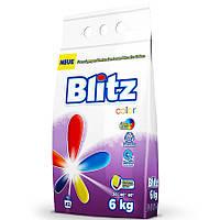 Стиральный порошок Blitz Color для цветных тканей 6 кг