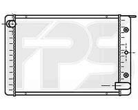 Радиатор охлаждения автомобильный основной VOLVO 940 90-96/960 90-96