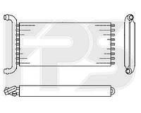 Радиатор печки автомобиля MERCEDES BUS VIANO / VITO (W639) 03-10/BUS VIANO / VITO (W639) 10-