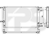 Радиатор охлаждения автомобильный основной TOYOTA RAV4 06-10/RAV4 10-12