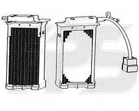 Радиатор печки автомобиля OPEL MOVANO 03-09, RENAULT MASTER 03-09