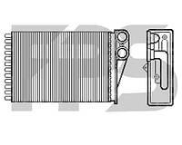 Радиатор печки автомобиля PEUGEOT 207 06-12