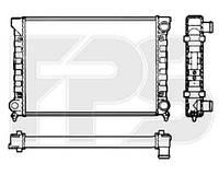 Радиатор охлаждения автомобильный основной VW PASSAT 88-93 (B3)