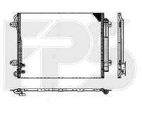 Радіатор кондиціонера VW PASSAT 05-10 (B6)/PASSAT 11-15 (B7)/PASSAT CC 08-12