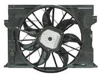 Вентилятор в зборі MERCEDES 211 02-06 (E-CLASS)/211 06-09 (E-CLASS)