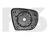 Вкладыш зеркала правый без обогрева Hyundai ix35 2010-