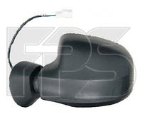 Дзеркало праве електро з обігрівом текстурне Logan 2009-13