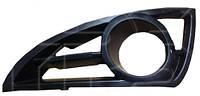 Решетка в бампере левая -11 для Geely MK 2006-