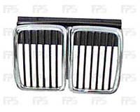 Решетка радиатора средняя 87-91 для BMW 3 (E30) 1982-91
